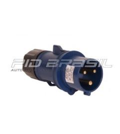 PLUGUE 32A - IP67 (2P+T) 6H - 220/240V