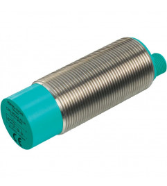 CCN15-30GS60-E2-V1 - Sensor Capacitivo M30 Range 15mm Não Faceado PNP NA com conector M12 de 3 pinos e IP 67 - Pepperl+Fuchs