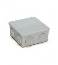 CAIXA ACQUABOX IP55/65 EM ABS (100X100X45)