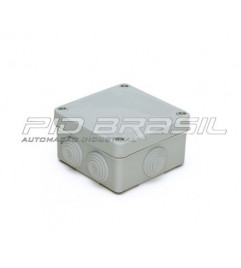 CAIXA ACQUABOX IP55/65 EM ABS (135X161X83)