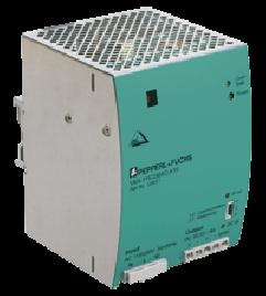 Fonte de alimentação para rede AS-Interface (AS-I) 110-220Vac capacidade 4A IP20 Pepperl+Fuchs