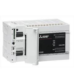 CLP FX5U 16 entradas 24Vcc, 16 saídas transistor. PNP, 100-240V Modelo