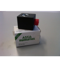 Bobina 24Vcc Potência 9,7W ASCO Numatics