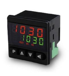 N1030-PR - Controlador de Temperatura para Pt100/J/K/T - saídas 1 relé SPST + pulso