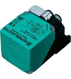 Sensor indutivo Distância Sensora 20mm PNP NA+NF Faceado Saída Conector M12 IP69K - Pepperl+Fuchs