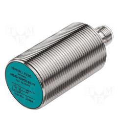 Sensor indutivo Faceado M30x1 Distância sensora de 15mm Saída PNP Nomalmente Aberta conexão conector M12 4 pinos IP67 Alimentação 10-30Vdc - Pepperl+Fuchs