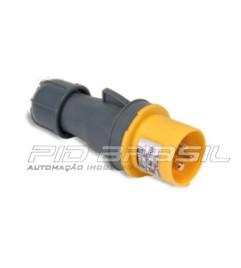 Plugue 16A - IP44 (2P+T) 4H - 110/130V