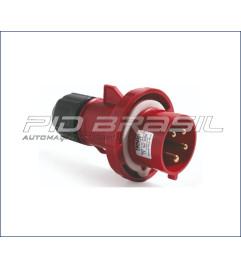 PLUGUE 16A - IP67 (3P+T) 6H - 380/440V