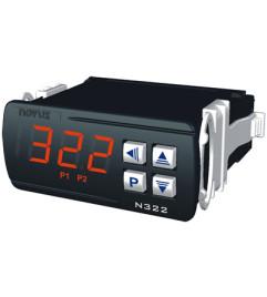 Controlador de Temperatura N322-PT100 c/ RS485