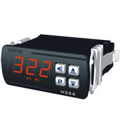 Controlador de Temperatura N322 PT1000 c/ RS485