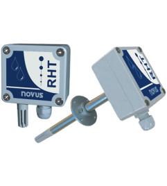 Transmissor de Umidade e Temperatura - RHT-DM 4-20mA haste 250mm
