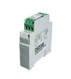 Transmissor de Temperatura Isolado TxIsoRail 4-20mA